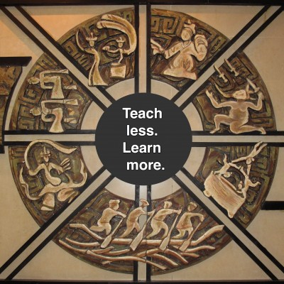 """Teach Less. Learn More."""