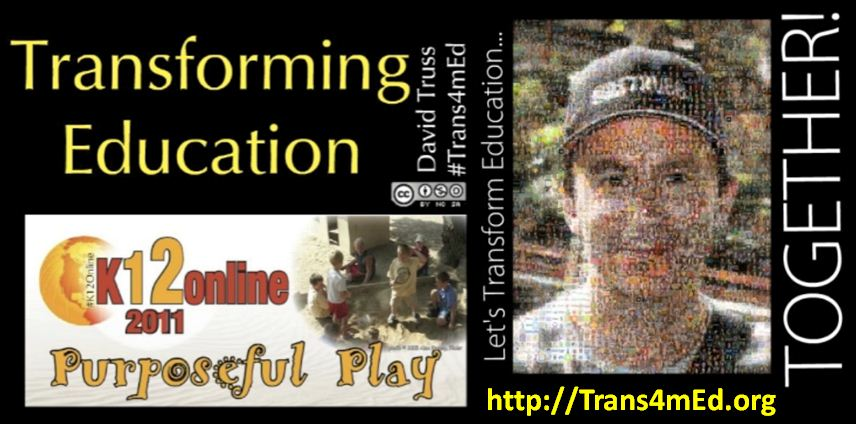 """Transforming Education - K12Onlilne2011"""