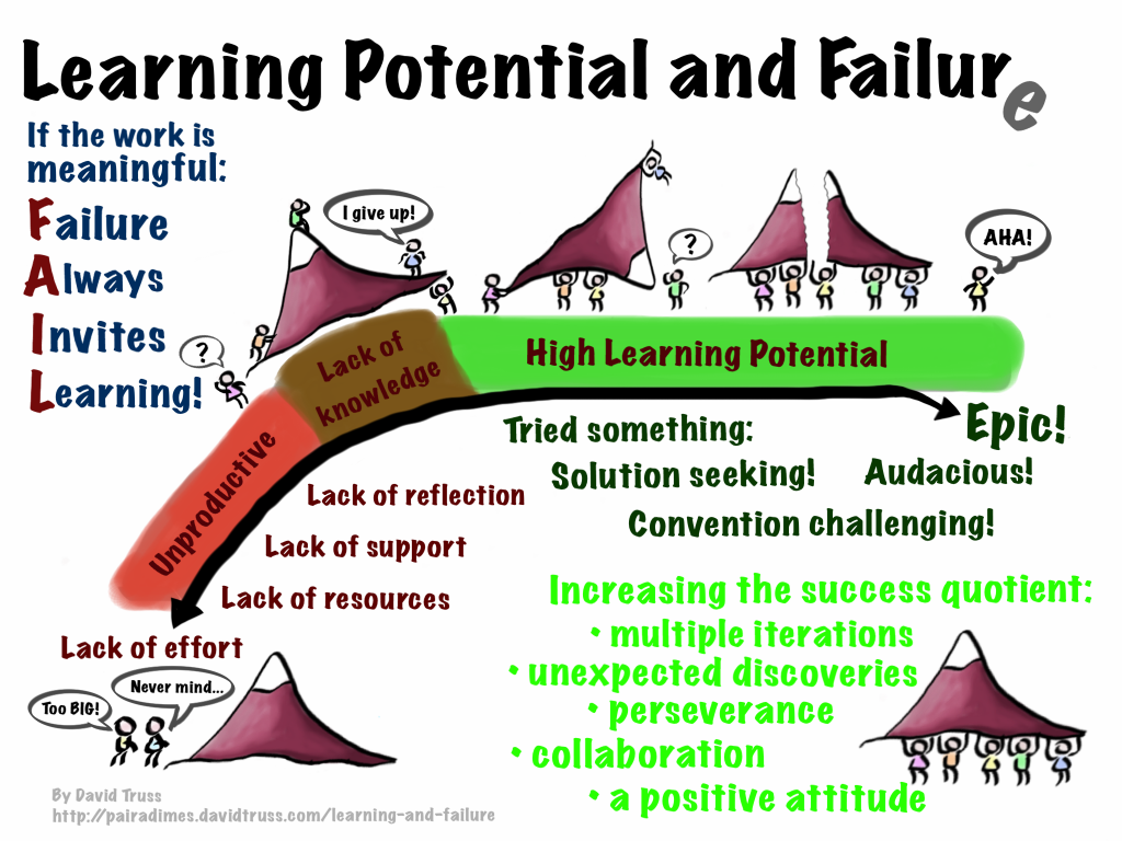 Learning and Failure