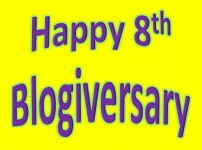 8th Blogiversary