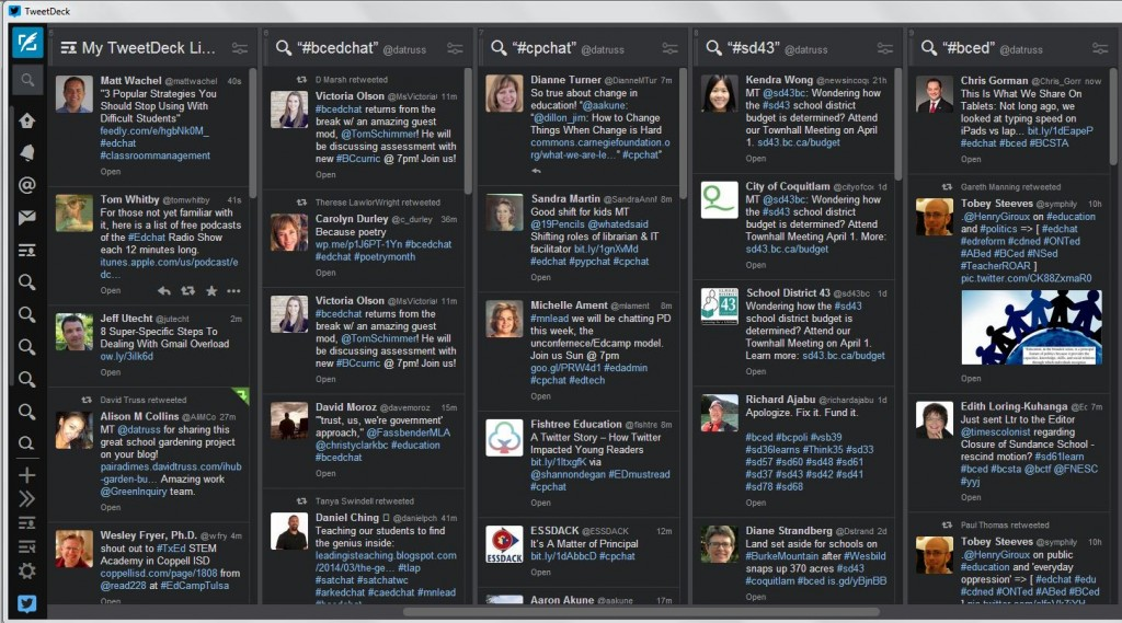 My-Tweetdeck