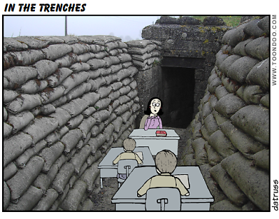 In-The-Trenches-datruss-toondoo