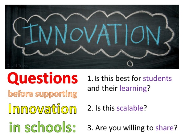 3 Questions Before Innovation